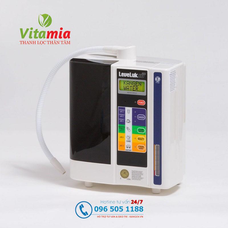 Kangen Leveluk SD501 vs Leveluk SD501 Platinum, Kangen Leveluk SD501 vs Leveluk SD501 Platinum có thực sự giống nhau, Nhà phân phối máy lọc nước ion kiềm số 1 Việt Nam | Vitamia