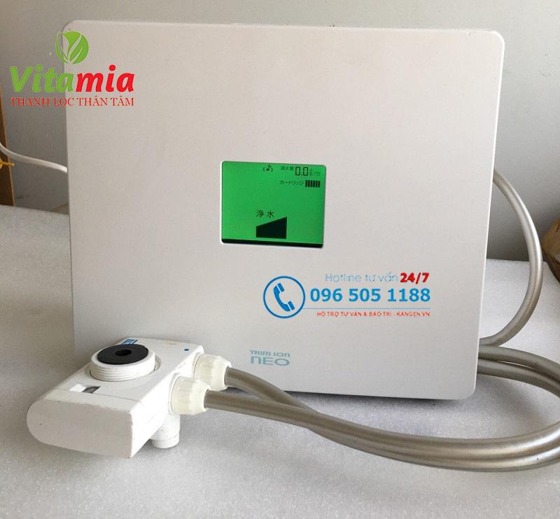 Máy lọc nước Cleansui vs máy lọc nước Trim ion, Những điểm riêng biệt của máy lọc nước Cleansui vs máy lọc nước Trim ion, Nhà phân phối máy lọc nước ion kiềm số 1 Việt Nam   Vitamia
