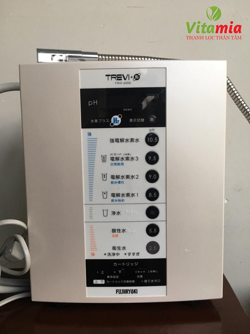 Máy Kangen vs máy FUJIIRYOKI, Máy Kangen vs Máy FUJIIRYOKI – Những ưu điểm nổi bật, Nhà phân phối máy lọc nước ion kiềm số 1 Việt Nam | Vitamia
