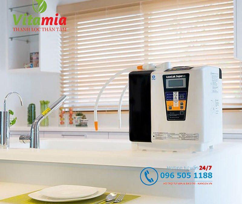 Những lưu ý khi tìm mua máy lọc nước Kangen SD501 Platinum và Kangen SD501 Super