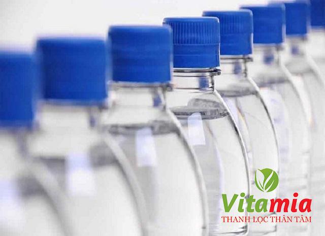 Nước ion kiềm đóng chai không phát huy hết tính chất của nước Kangen