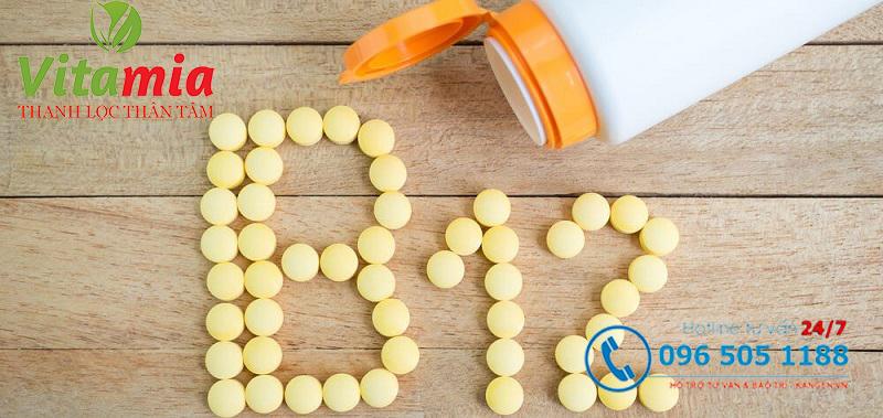 Tầm quan trọng của Vitamin B12