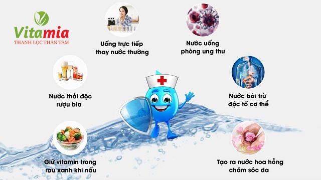 7 loại nước máy lọc nước Trimion Gracia & Hyper, 7 loại nước tuyệt vời được tạo ra từ máy lọc nước Trim ion Gracia & Hyper, Nhà phân phối máy lọc nước ion kiềm số 1 Việt Nam   Vitamia, Nhà phân phối máy lọc nước ion kiềm số 1 Việt Nam   Vitamia