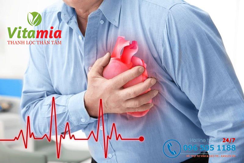 Vitamin pp rất quan trọng đối với tim mạch