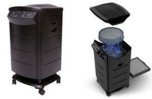 Với khả năng làm sạch không khí hiệu quả, máy lọc phù hợp với mọi đối tượng