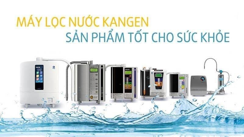 Máy lọc nước Kangen có tốt không?