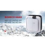 Máy lọc không khí kết hợp tạo độ ẩm BONECO H680 – Giải pháp 2in1