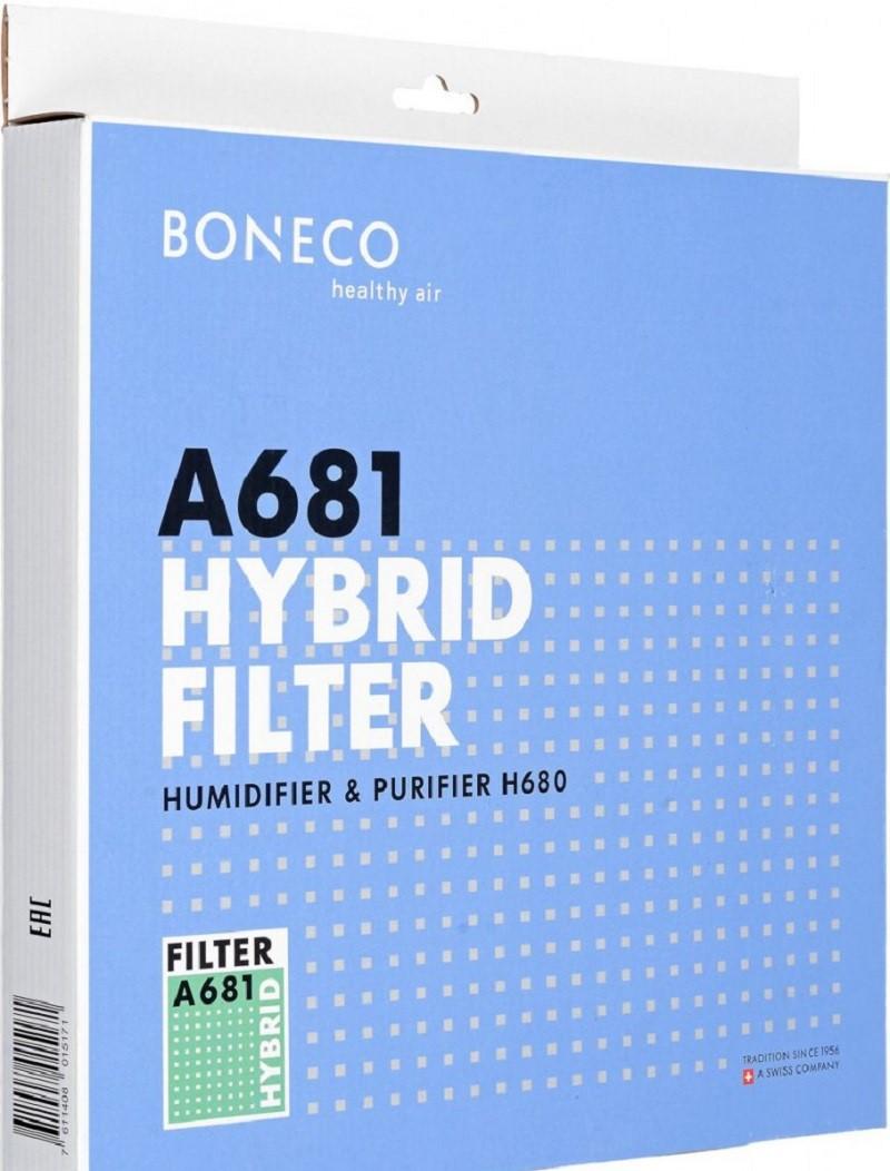 BONECO A681 là bộ lọc thiết kế riêng cho mẫu máy lọc không khí BONECO H680