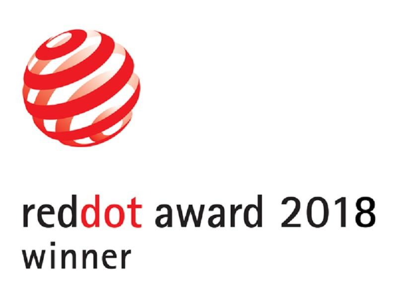 BONECO W200 đã vinh dự chiến thắng tại giải uy tín Reddot Design vào năm 2018
