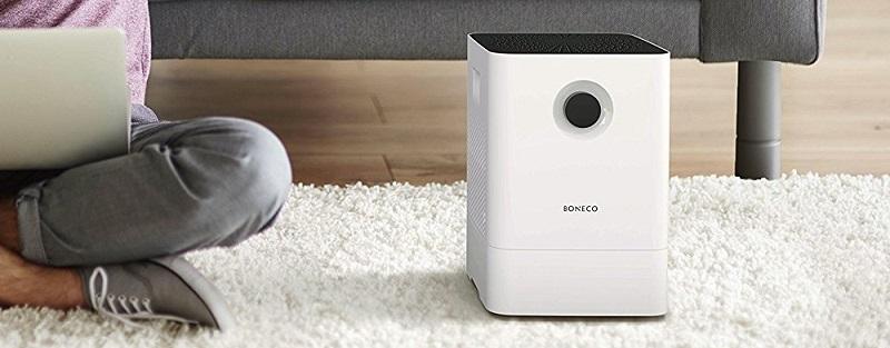 """BONECO W200 được xem như """"đứa con cưng"""" của thương hiệu BONECO"""