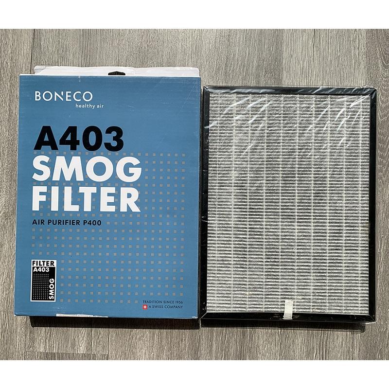 Bộ lọc khói thuốc lá BONECO A403 được sản xuất bởi BONECO AG