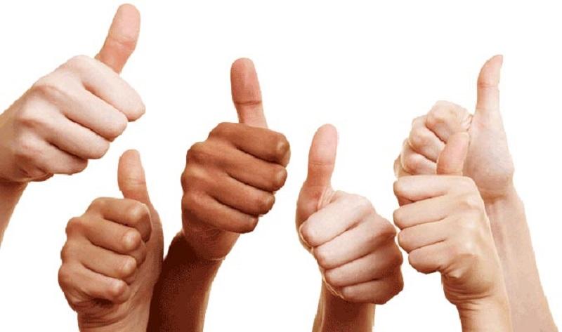 Các chia sẻ tích cực từ khách hàng đã sử dụng máy