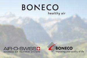 Công ty BONECO AG trực thuộc tập đoàn PLASTON Thuỵ Sĩ