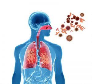 Không khí thiếu độ ẩm là nguyên nhân của nhiều bệnh hô hấp
