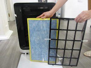 Lọc sạch bụi bẩn để đem lại luồng không khí chất lượng nhất