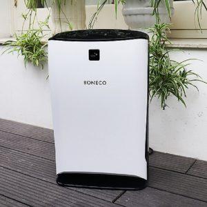 Máy lọc không khí BONECO P340 hiện nay được sử dụng tương đối rộng rãi tại nhiều gia đình