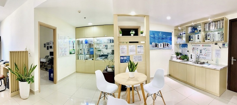 Showroom của Vitamia