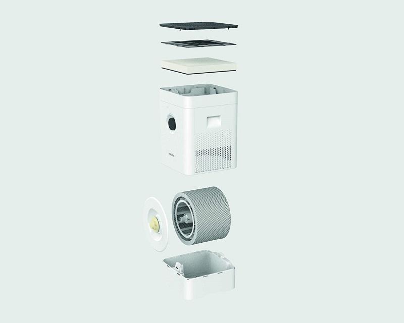 Thiết kế dễ dàng vệ sinh và lắp đặt