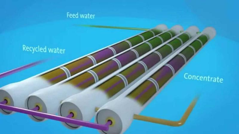 Áp dụng công nghệ lọc RO thẩm thấu ngược để xử lý nước an toàn cho sức khỏe