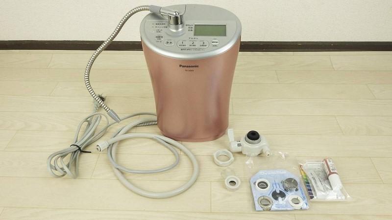 Nên sử dụng máy lọc nước điện giải panasonic cho gia đình mình