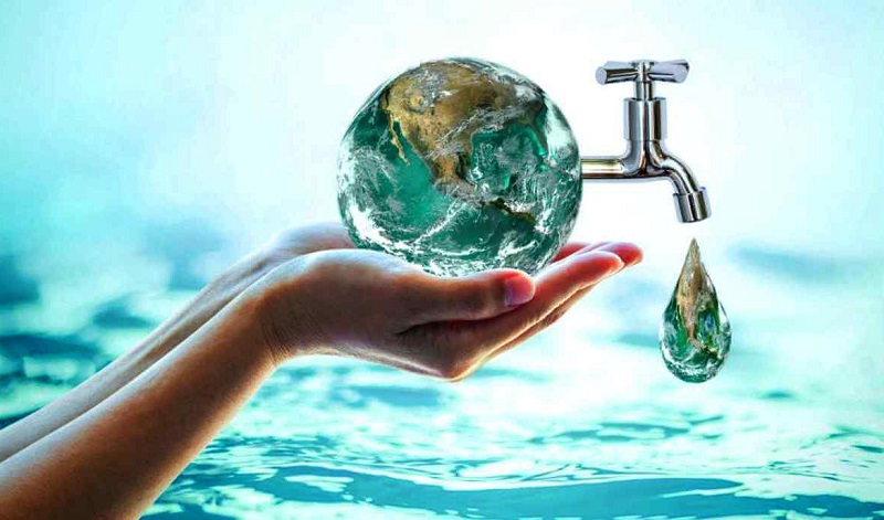 Nguồn nước sẽ an toàn nếu không có rác thải