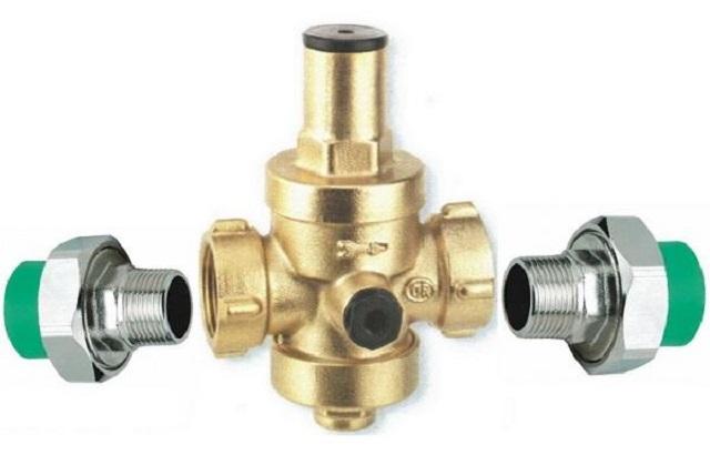 Van giảm áp nước là sản phẩm cần cho đời sống sinh hoạt