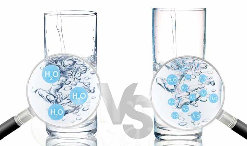 Máy lọc nước Kangen JRIV có chức năng lọc sạch tạp chất trong nước