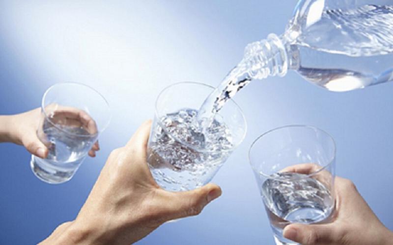 Những thời điểm thích hợp để uống nước