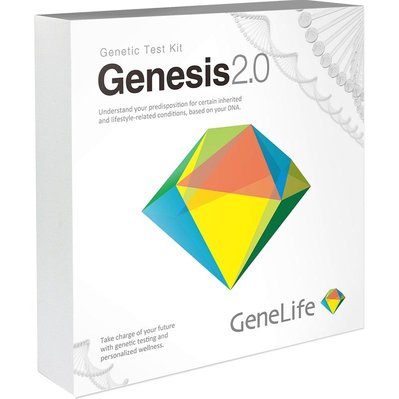 Bộ xét nghiệm gen do Genesis cung cấp có chức năng như một nơi lưu trữ bệnh phẩm của đối tượng cần xét nghiệm