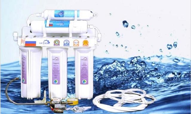 Công nghệ lọc nước nano - vì một sức khỏe tốt hơn mỗi ngày
