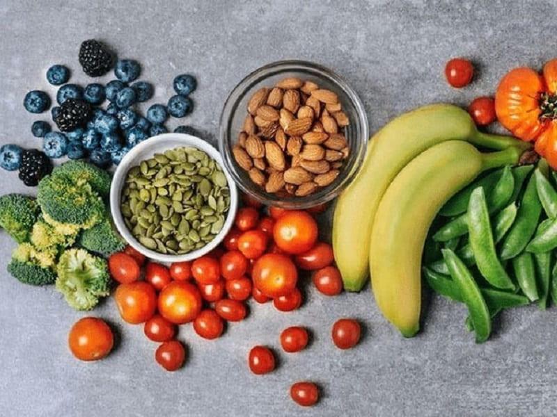 Chế độ ăn 85% đến 90% là thực vật