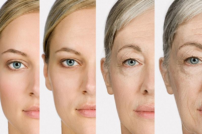 Da bị lão hóa- tác động bởi oxy hóa