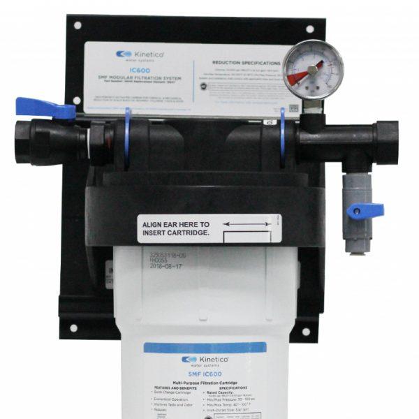 Giới thiệu máy lọc nước uống Kinetico Compact 1 cho nhà hàng – khách sạn