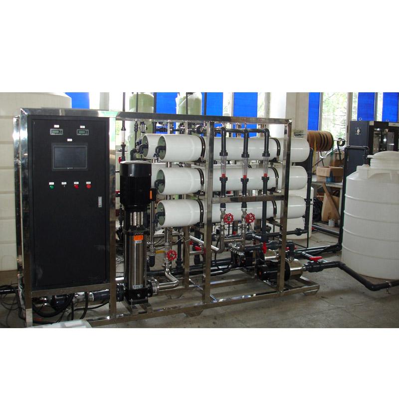 Hệ thống xử lý nước công nghiệp, bệnh viện, trường học