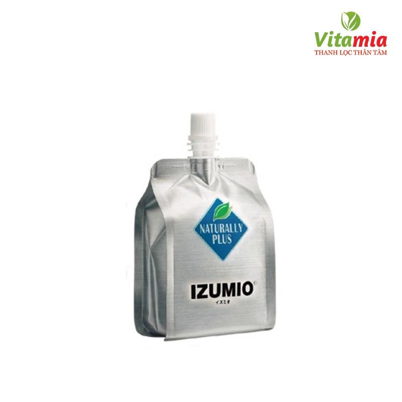 Izumio - nước uống giàu hydro