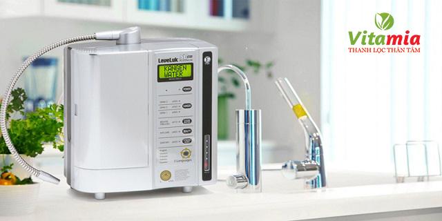 Kangen SD501 Platinum là dòng thiết bị lọc nước có nguồn từ Nhật Bản