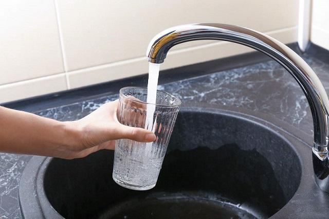Làm thế nào để xử lý Tap water?