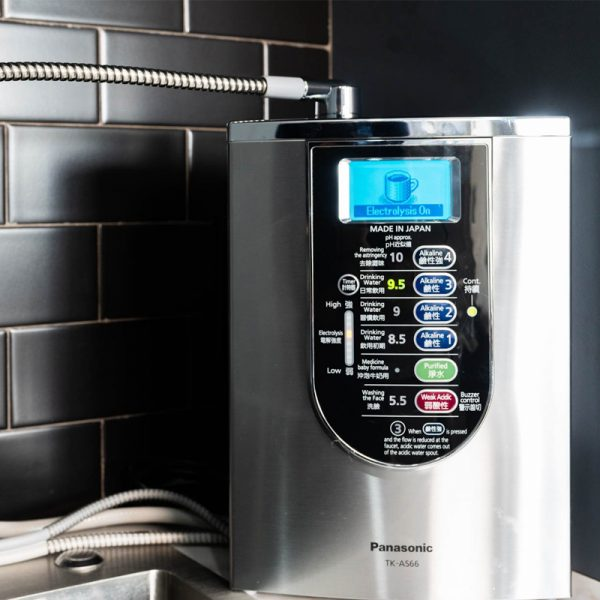 Máy điện giải ion kiềm Panasonic TK-AS66 – Giải pháp nâng cao chất lượng nguồn nước