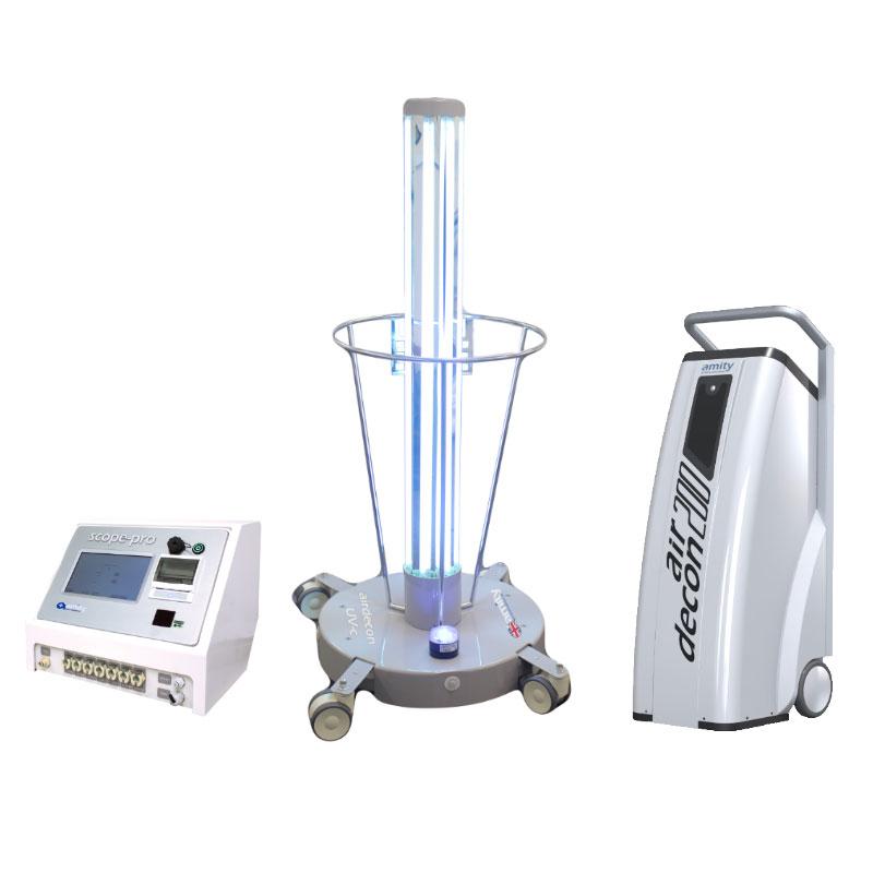Máy khử trùng không khí Airdecon UVc – Giải pháp nâng cao chất lượng cuộc sống