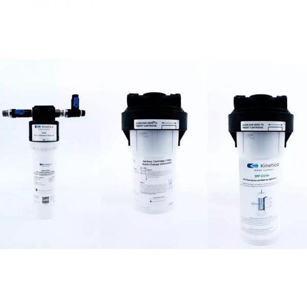 Máy lọc nước QCM 350 KINETICO siêu lọc của Mỹ – Giải pháp cải thiện chất lượng nước uống cho gia đình