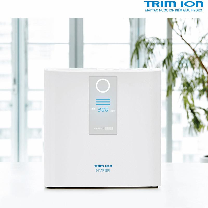 Máy lọc nước Trim Ion Hyper – Giải pháp nâng cao sức khỏe và sắc đẹp