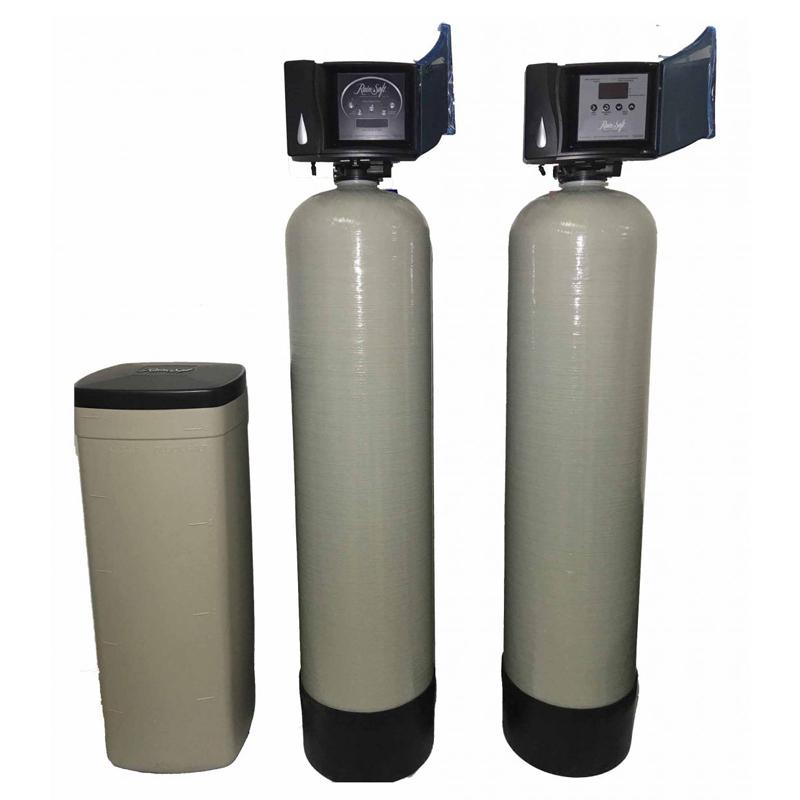 Máy lọc nước tổng và làm mềm nước Rainsoft – 250CV điện tử EC4 (RS4)