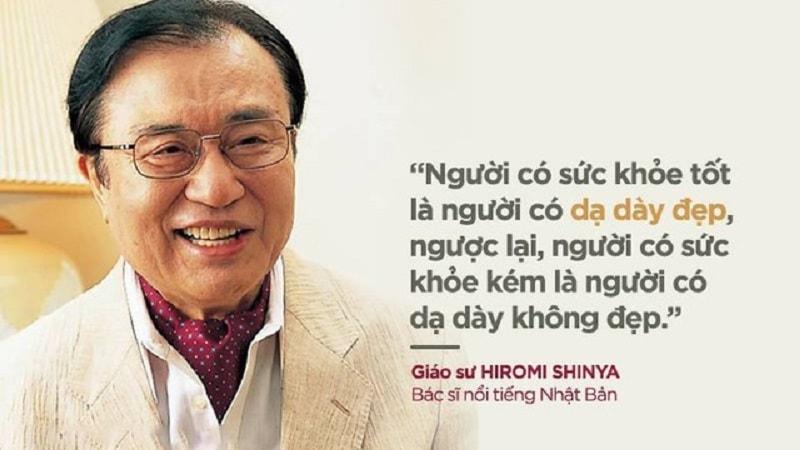 Bác sĩ Hiromi Shinya – Chuyên gia về sống khỏe bằng thực phẩm