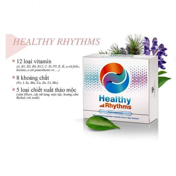 Thực phẩm bảo vệ sức khỏe Healthy Rhythms