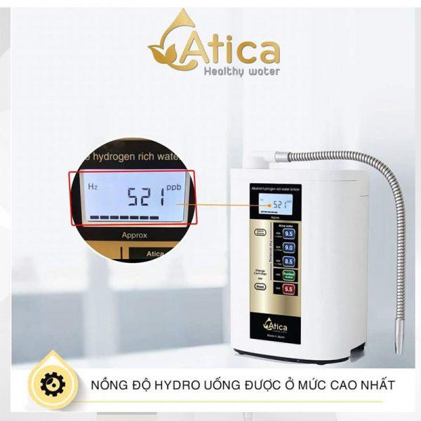 Tổng hợp thông tin cần biết về máy lọc nước Atica Eco