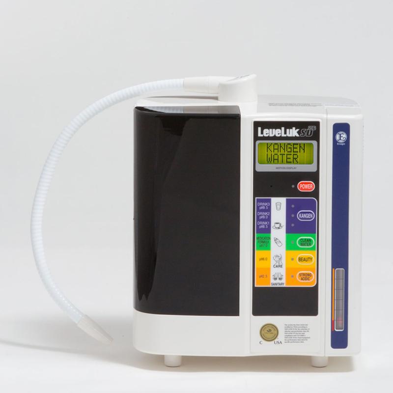 Tổng hợp thông tin từ A đến Z về máy lọc nước Kangen SD501