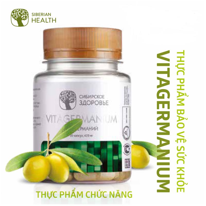 Vita Germanium - Chống lão hóa tế bào cực mạnh