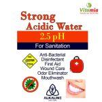 bình xịt Strong Acidic 2.5pH