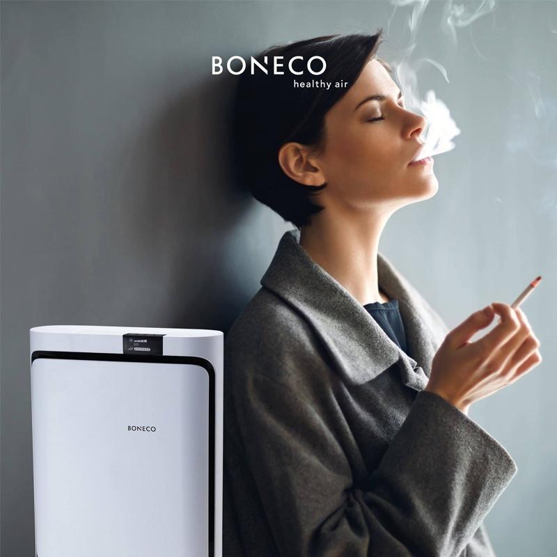 Bộ lọc khói thuốc lá BONECO A503 – Giải pháp cho bầu không khí an toàn