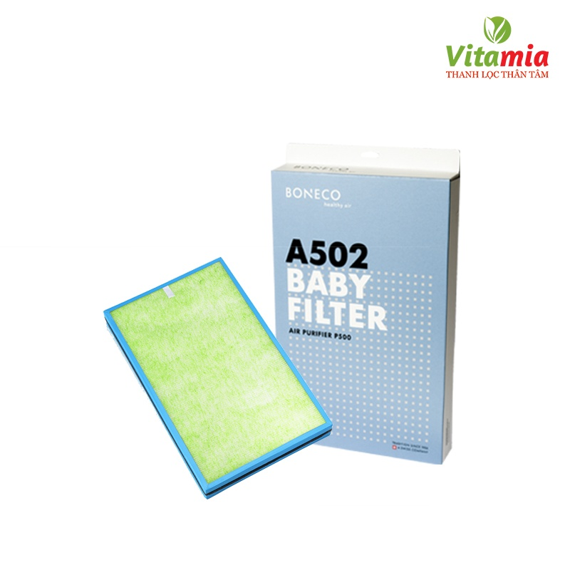 Bộ Lọc Vi Khuẩn BONECO A502 – Giải pháp lọc không khí tối ưu